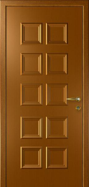 Дверь Капель Акация Дуб Золотой