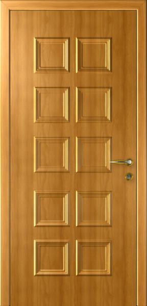 Дверь Капель Акация Орех Миланский
