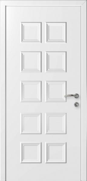 Дверь Капель Акация Белая
