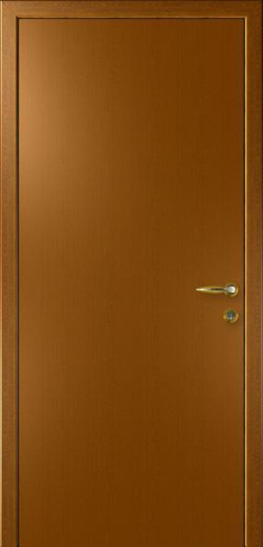 Дверь Капель Гладкая Дуб Золотой