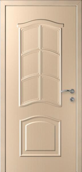 Дверь Капель Лилия Дуб Беленый