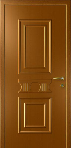 Дверь Капель Лотос Дуб Золотой