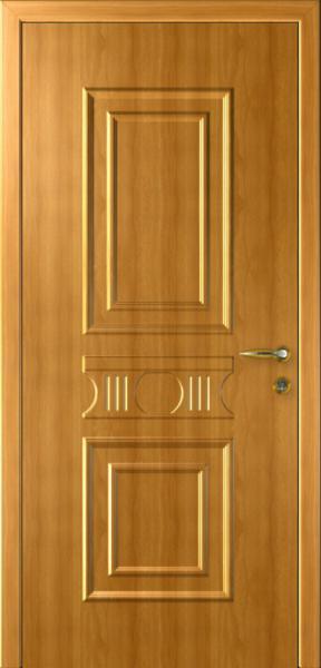 Дверь Капель Лотос Орех Миланский