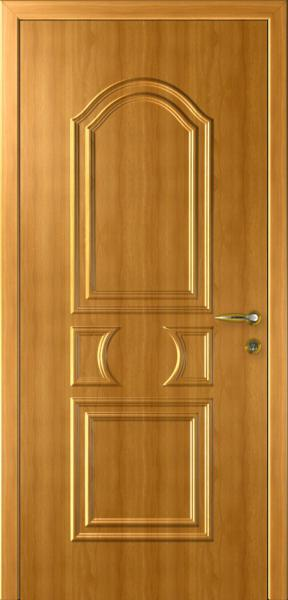 Дверь Капель НАрцисс Орех Миланский