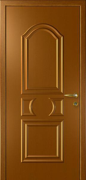 Дверь Капель Нарцисс Дуб Золотой